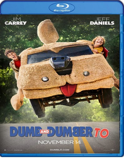 Dumb And Dumber [2014] [BD25] [Latino]