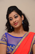 tejaswini sizzling photos in saree-thumbnail-20