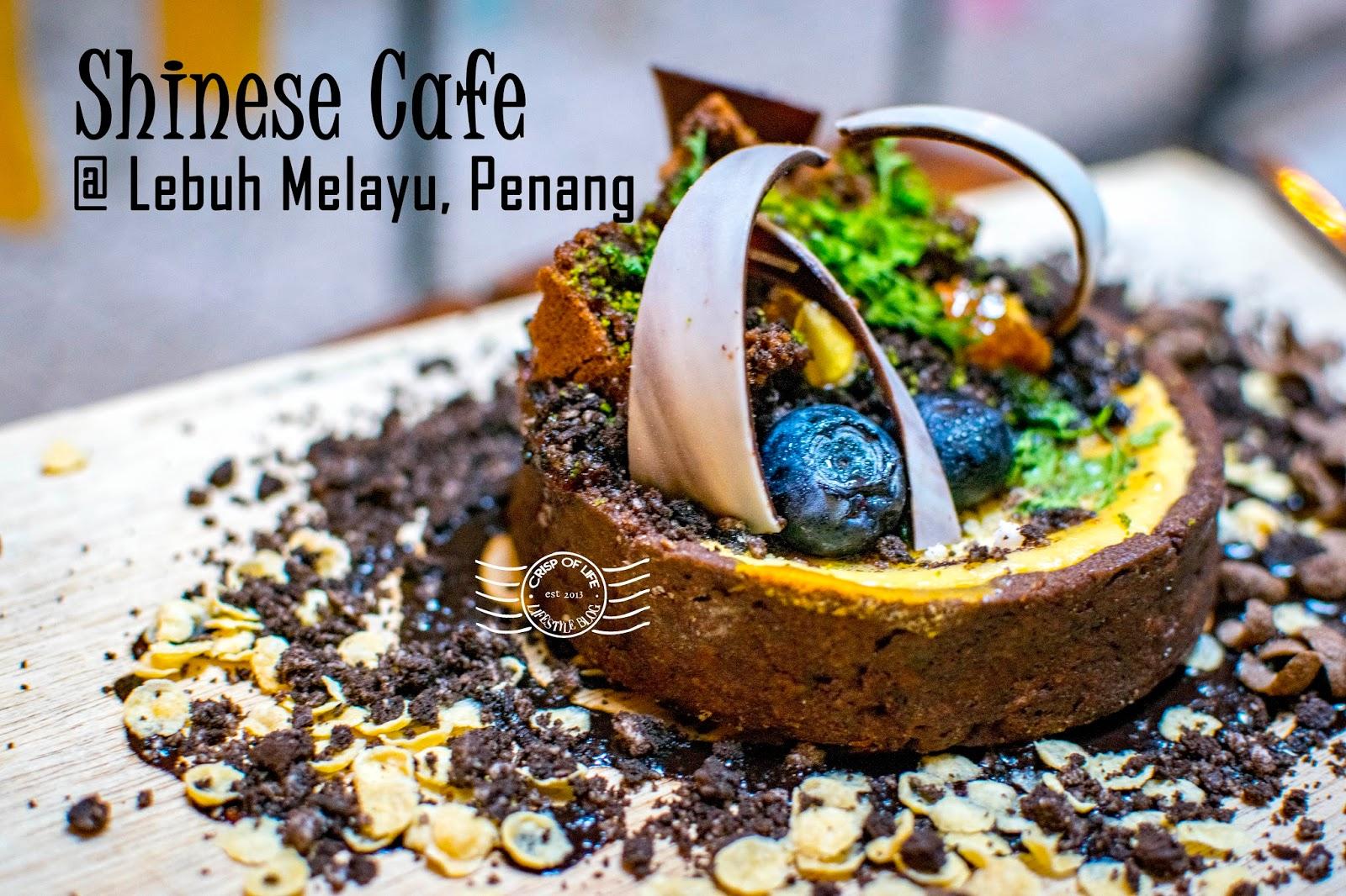 Lebuh Melayu Penang cafe
