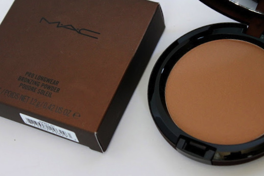 MAC Pro Longwear Bronzing Powder - Sun Dipped