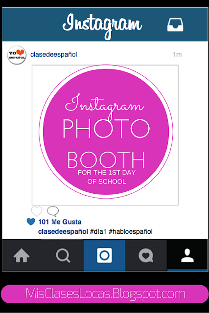 FREE Instagram Photo booth