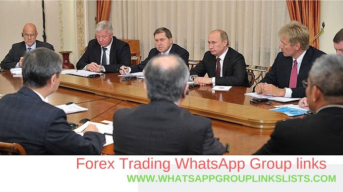 Forex Trading WhatsApp Group Link