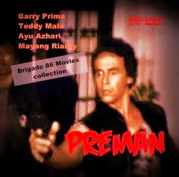 Brigade 86 Movies center - Preman (1985)