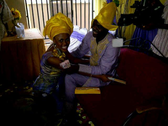 Baba Ijesha wedding Pictures