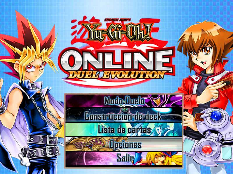 Pharaoh: Yu-Gi-Oh! Online Duel Evolution-Mod Power Of Chaos