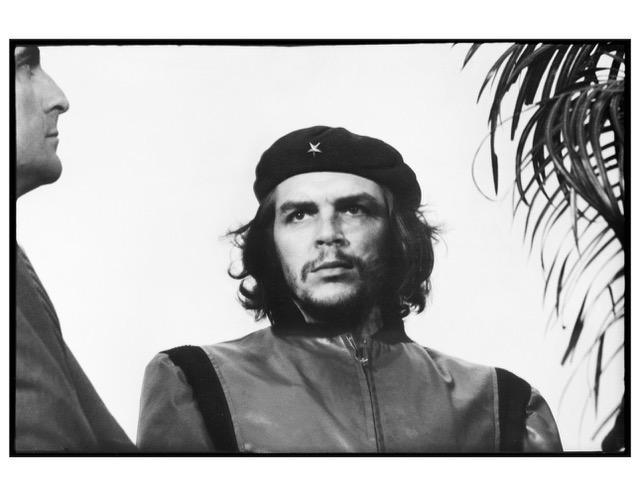 Ernesto Che Guevara, fotografia di Alberto Korda