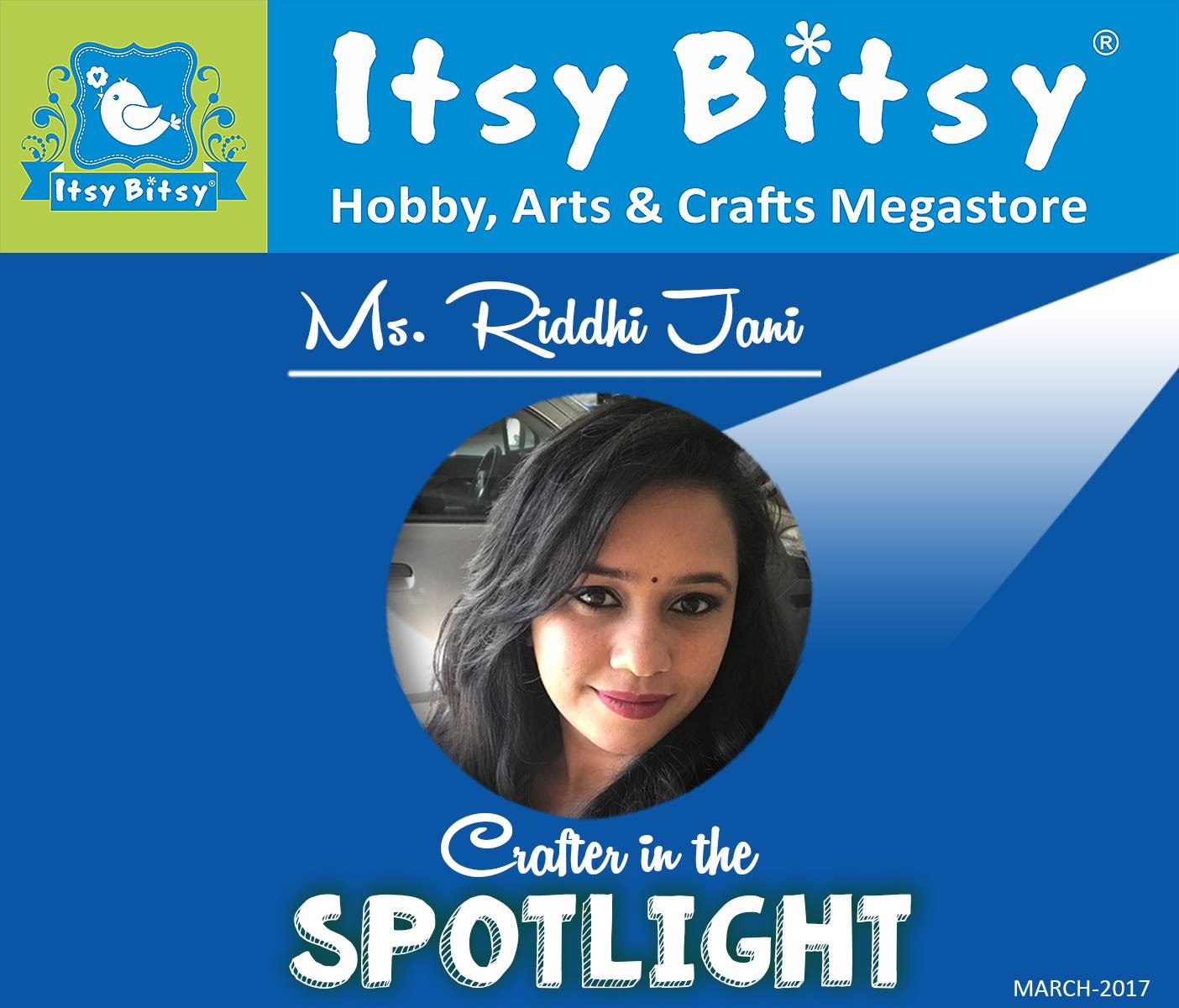 Crafter in the spotlight!!
