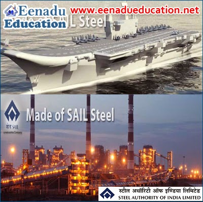 Steel Authority of India Limited: Various Posts