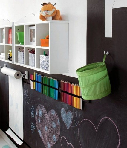 Slate Walls In Children's Rooms 4