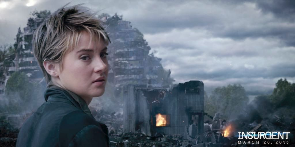 Ergent 2 insurgent movie trailer teaser trailer
