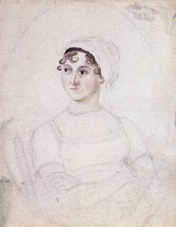 Σχέδιο της Τζέιν Όστεν, που αποδίδεται στην αδερφή της Κασσάνδρα