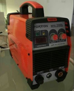 Hình ảnh máy hàn Forton tig 200S