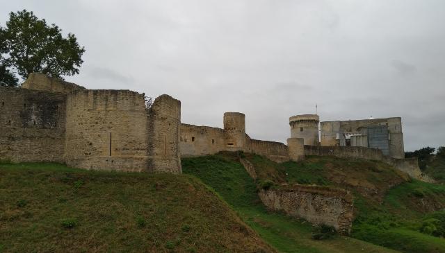 Muralles del castell