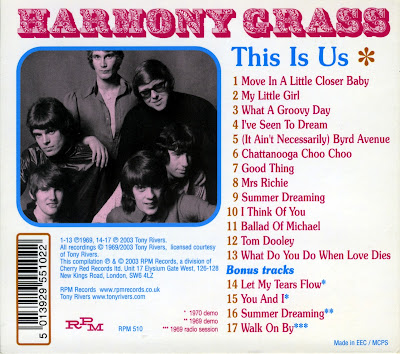 Harmony Grass - This Is Us (1969)
