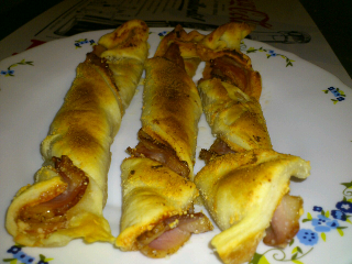 TRENZADITOS DE BACON