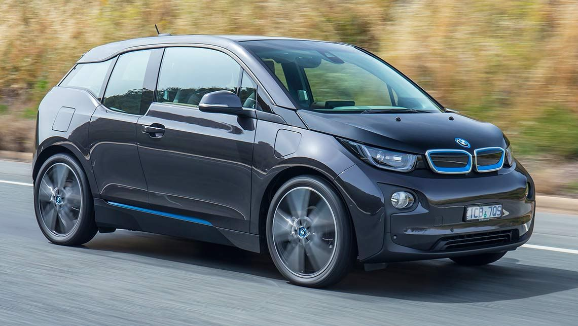 2017 bmw i3 to get 200 km epa range production starts july electric vehicle news. Black Bedroom Furniture Sets. Home Design Ideas