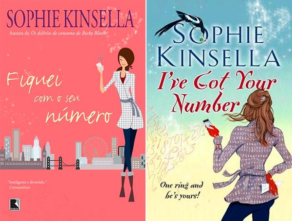fiquei com seu numero sophie kinsella pdf