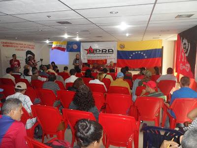 VI Encuentro Nacional de Organizaciones Revolucionarias