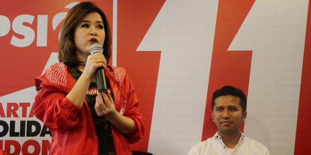 Jubir Prabowo-Sandi Nilai PSI Tak Cocok Bahas Perda Agama, Fokus Pemenangan Saja