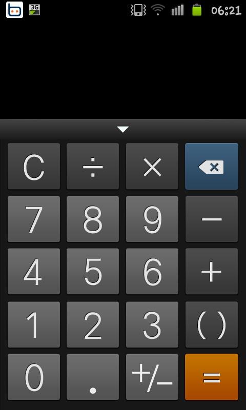 Calculator phone case 2