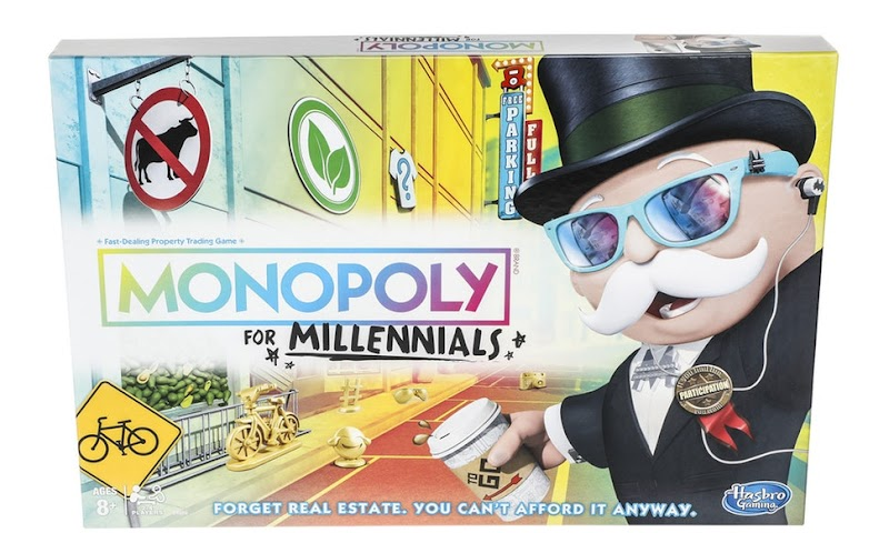 Monopoly For Millennials Board Game A Big Miss or Just A Publicity Stunt?