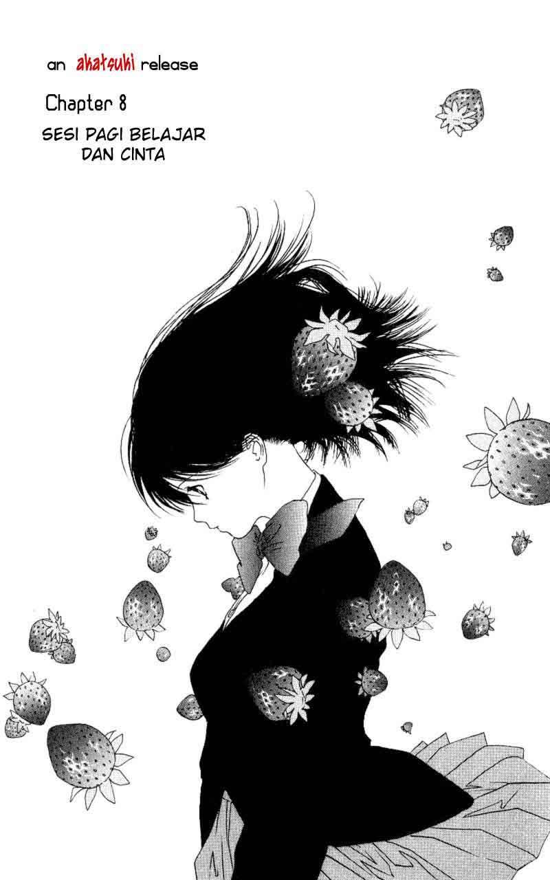 01 Ichigo 100%   08 Sesi Pagi Belajar Dan Cinta