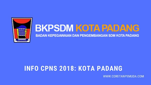 Pengumuman Hasil Tes CAT SKD Kota Padang CPNS 2018 - BKD Padang