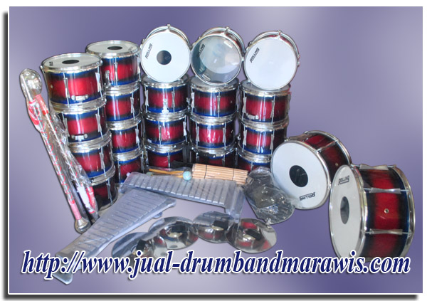 PAKET DRUM BAND TK SUPER UNIT BESAR