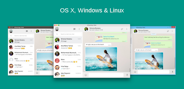 Unofficial WhatsApp for Desktop