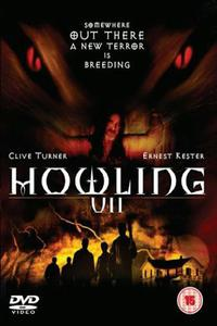 Poster The Howling 7: New Moon Rising