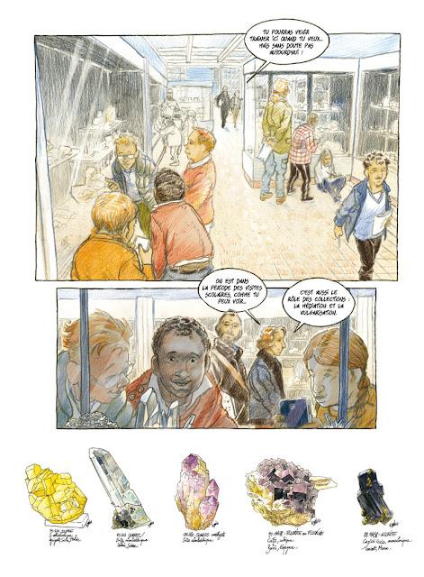 collectionneurs de sciences aux editions Des ronds dans l'O page 13