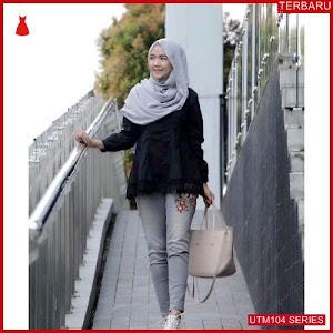 UTM104A63 Baju Alleira Muslim Atasan UTM104A63 068 | Terbaru BMGShop