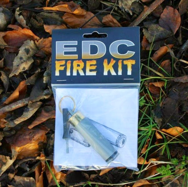 Polymath Products EDC Fire Kit Review