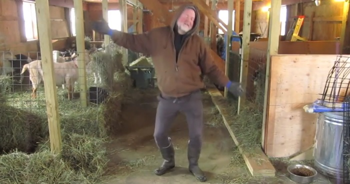 A Farmer Won Our Hearts With His Amazing Video