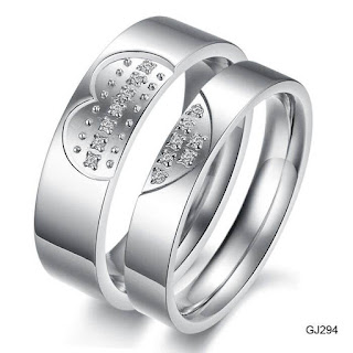 His and Hers Wedding Rings Platinum