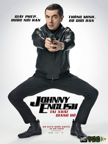 Johnny English: Tái Xuất Giang Hồ
