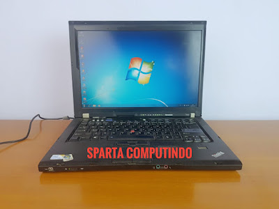 New Jual Laptop Second Lenovo Thinkpad T400 Core 2 Duo