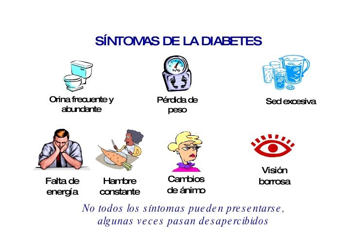 La micción frecuente es un síntoma de diabetes.