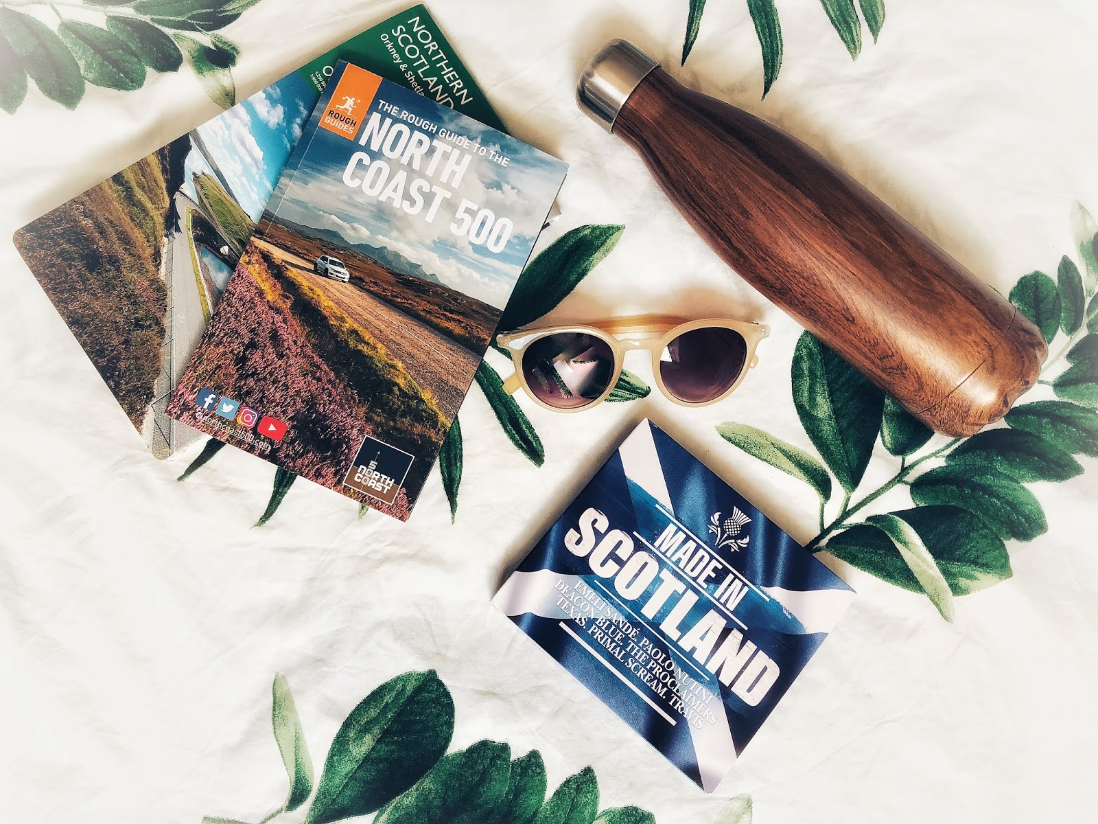 North Coast 500 - we're off to the highlands!