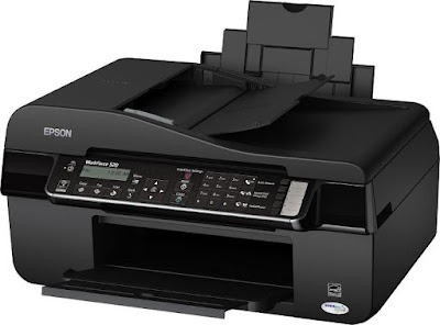 Epson WorkForce 525 Driver Download