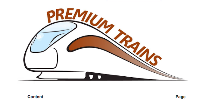 OCS August 2017 - CIMA Operational case study - Premium Trains  - Pre-seen video analysis