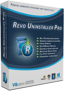 Revo Uninstaller Pro easily uninstall and remove programs in Windows.