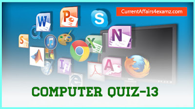 Computer Quiz for IBPS Exams