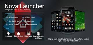 Download NOVA Launcher Prime V.3.0.2.apk