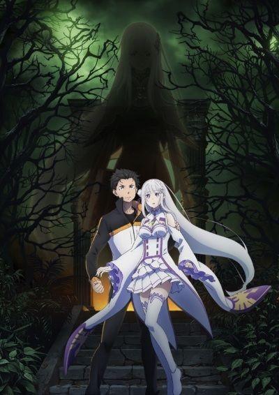 Xem Phim Hồi Sinh Thuật Phần 2 - Re:Zero kara Hajimeru Isekai Seikatsu 2nd Season