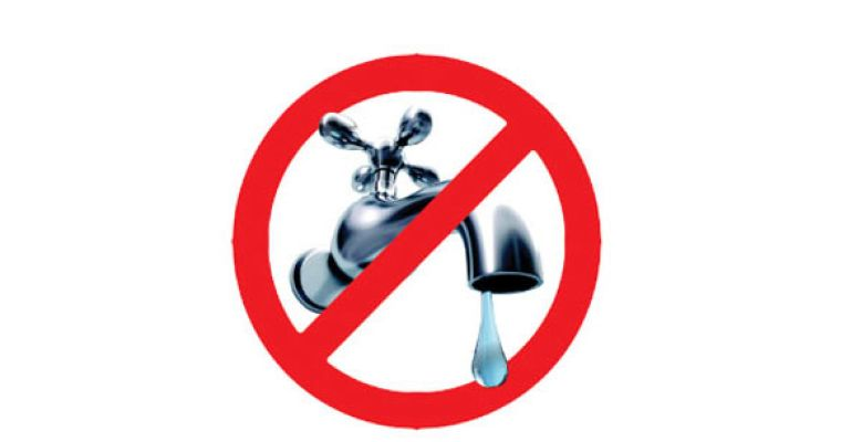 Water cut in Colombo from 9am today -NWSDB