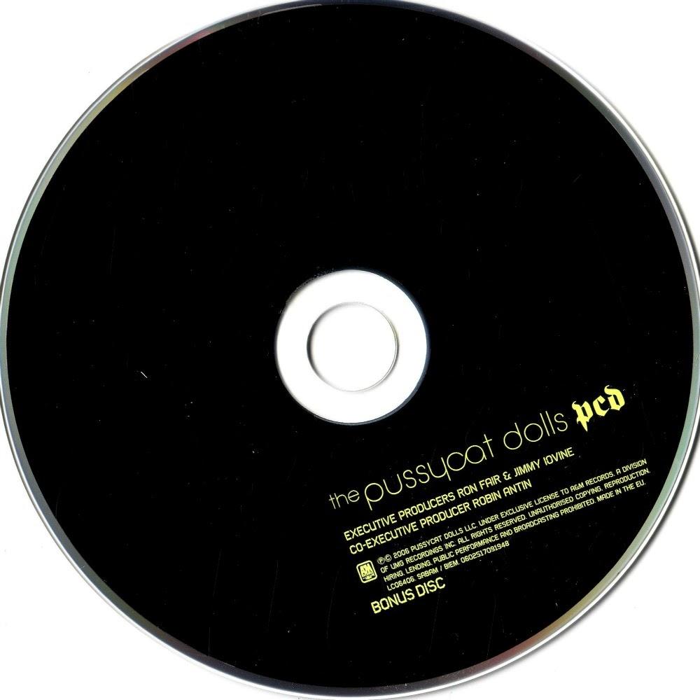 Buttons The Pussycat Dolls Snoop Dogg: Encartes Pop: Encarte: The Pussycat Dolls