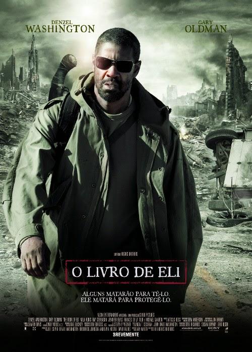 Cartaz do filme O Livro de Eli