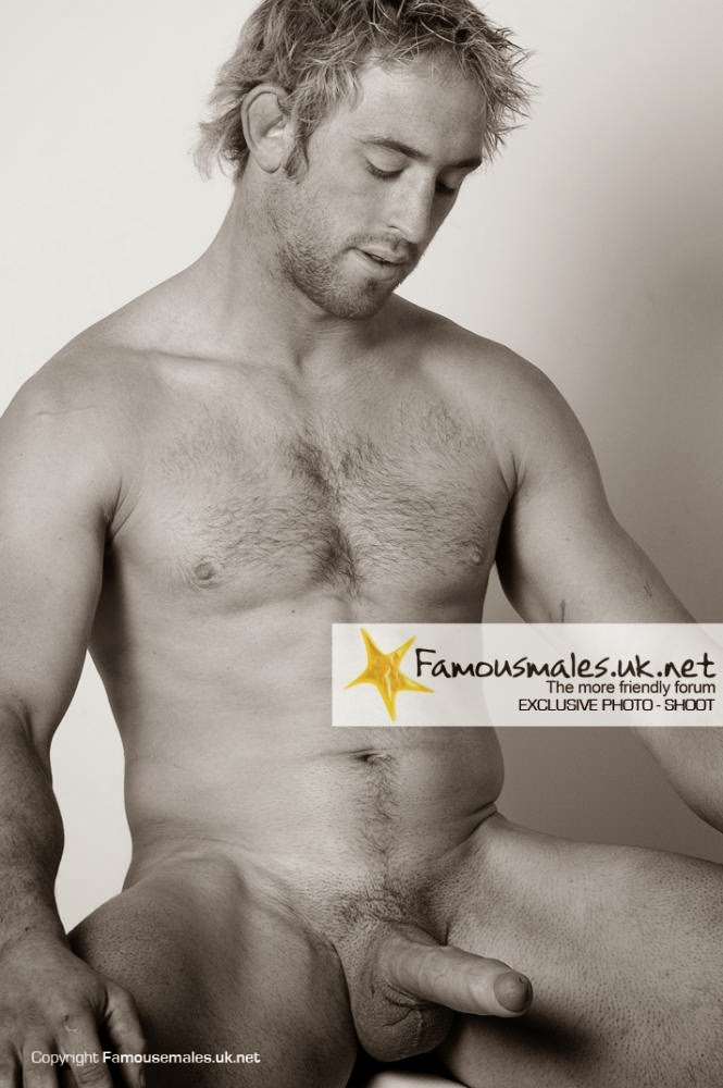 Uk Rugby Player Tim Oakes Nude Jerkoff Session And Reality Show