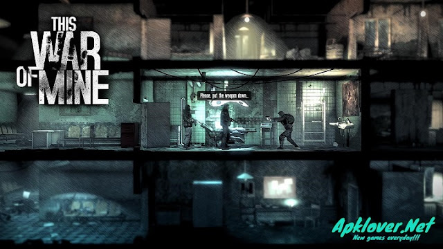 This War of Mine MOD APK unlocked